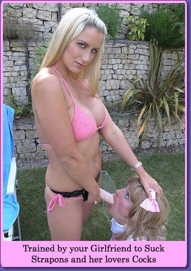 Movie wife with tranny